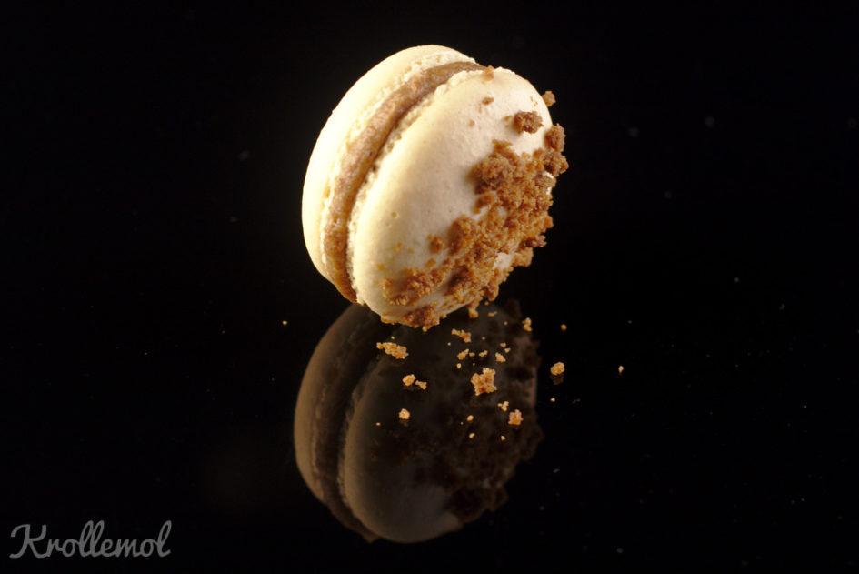 Macaron Speculaas