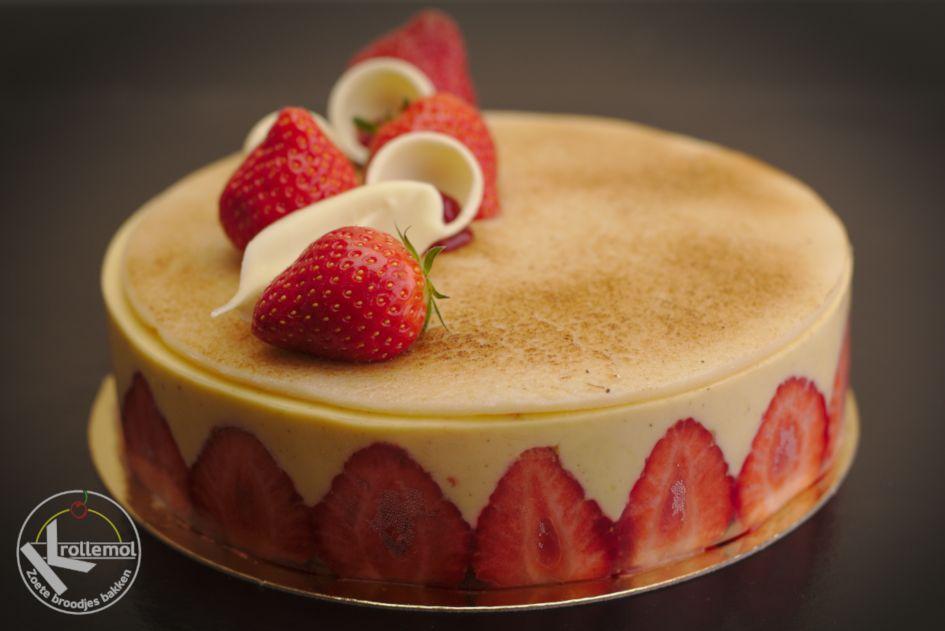 fraisier - naar Carl Marletti